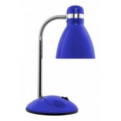 Lampka biurkowa DELTA 1xE27 60W fioletowa