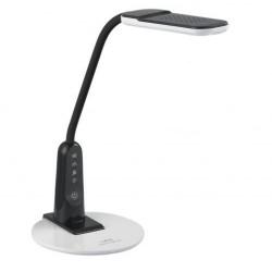 Lampka biurkowa 1391 LED 6W  czarna+biała
