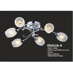 Lampa IDALIA 6xE27 60W