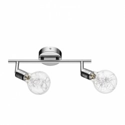 Listwa BULBS 2xG9 chrom,BRITOP 2507228